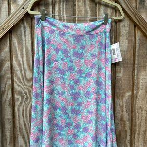 LulaRoe - Azure Skirt